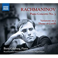 Concerto pour piano n°3/Variations Sur un Thème de Corelli
