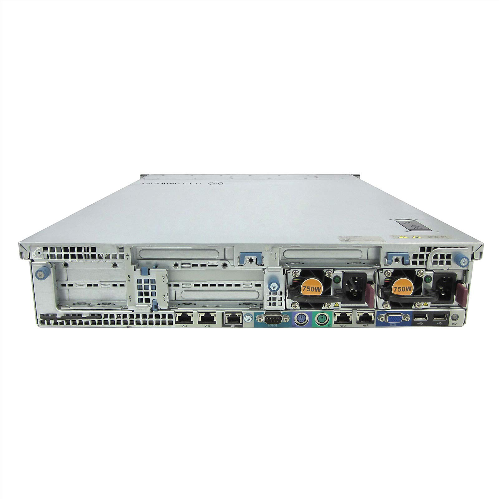 High-End HP ProLiant DL380 G7 Server 2X 3.06Ghz X5675 6C 8GB (Renewed) by HP (Image #3)
