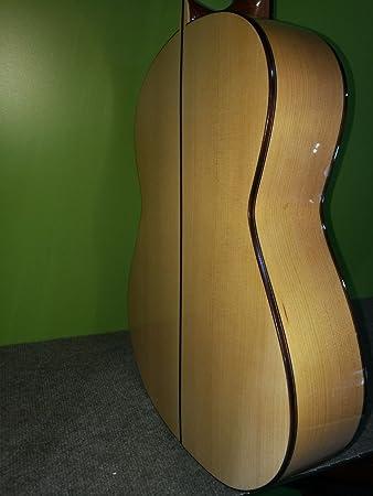 Guitarra FlAMENCA Eduardo Alférez mod.Cipres Flamenca: Amazon.es: Instrumentos musicales