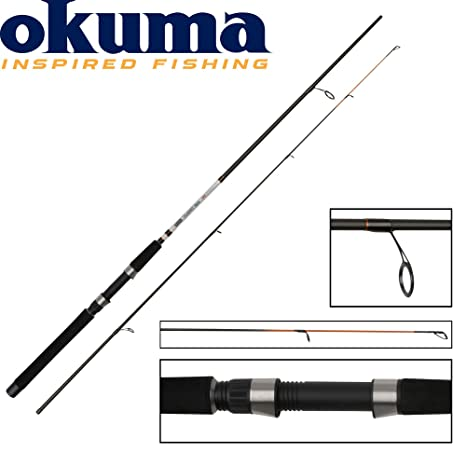 Okuma Classic Spin UFR 156cm 10-35g Light Spinnrute für Forelle und Barsch