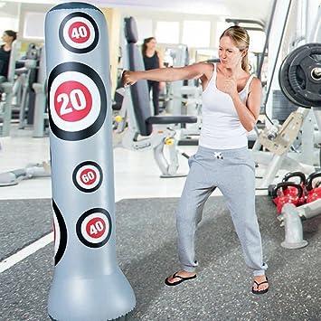 Oscar Hughes formación fitness - Vaso de boxeo bolsa de ...