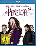 Penelope (Import-Germany, Region Free Blu-ray)