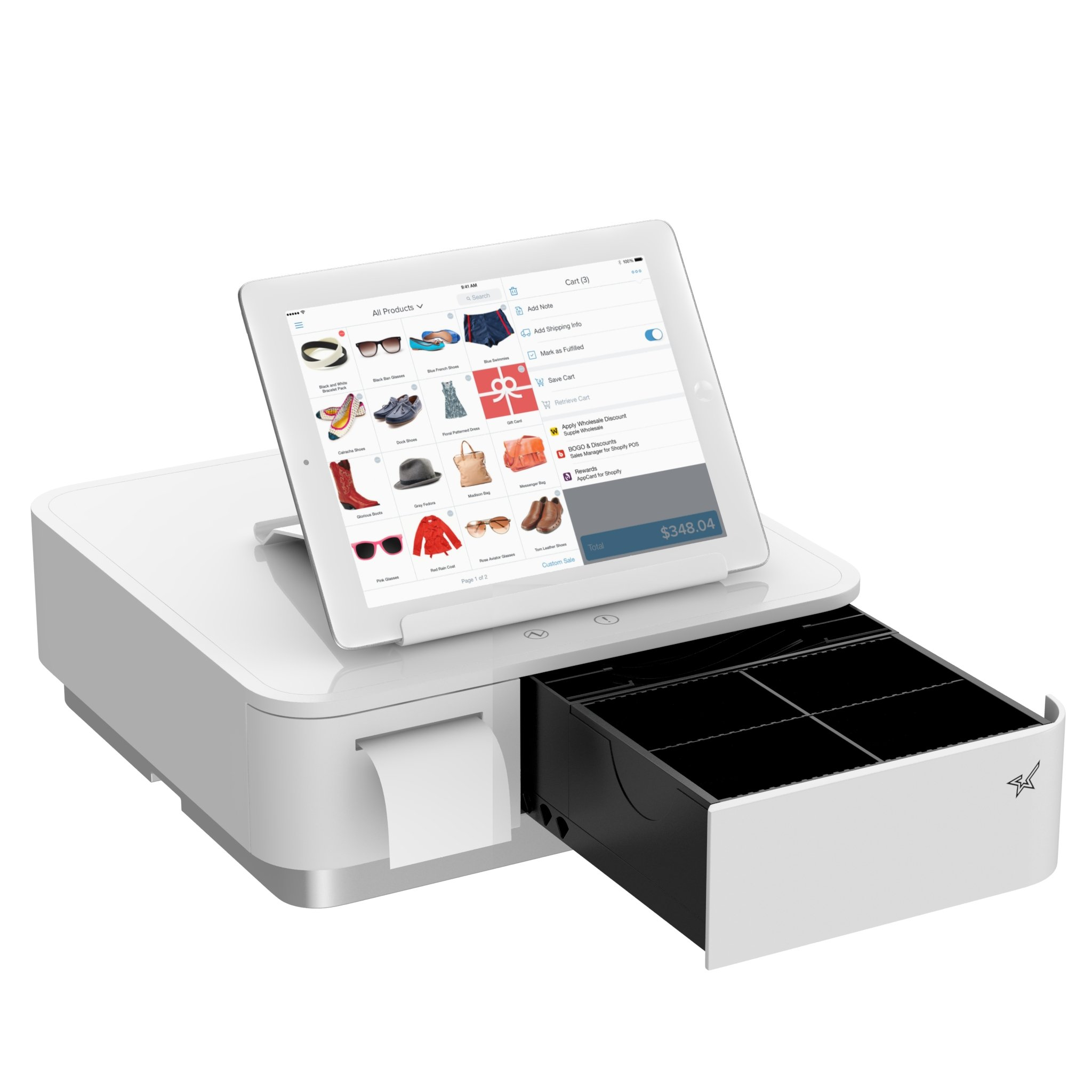 systems coin drawer fliptop compatible pos point bundles vpos square sale onlypos register of cash hardware black drawers note