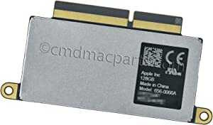 """Odyson - 128GB SSD (PCIe 3.0 x4) Replacement for MacBook Pro 13"""" A1708 (Late 2016, Mid 2017)"""