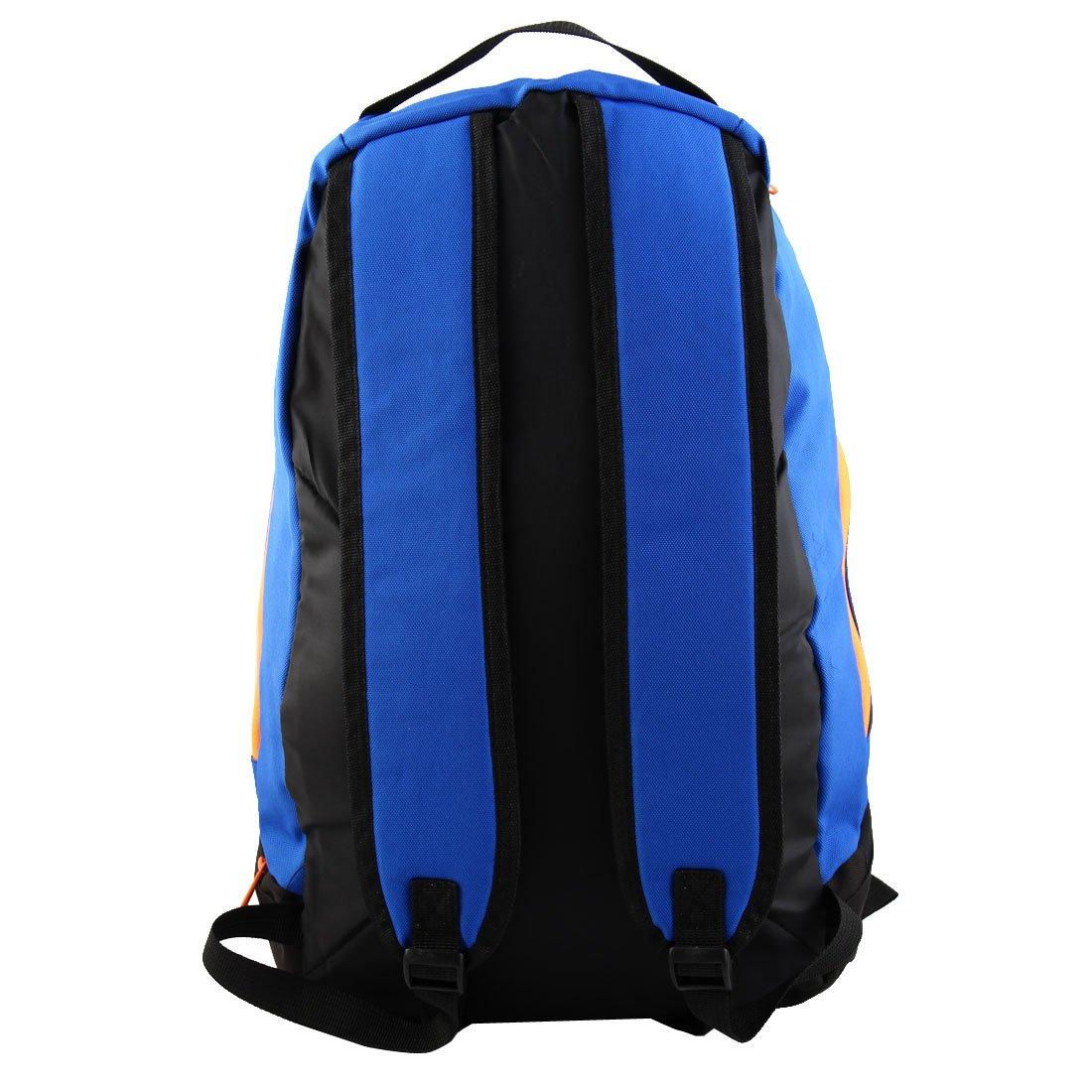 sourcing map Mochila Escolar Bolsa De Deporte Al Aire Libre para Viaje De Senderismo Ciclismo Bicicleta Paquete Azul Negro: Amazon.es: Deportes y aire libre