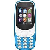 IKall K3310 Dual Sim Mobile -Sky Blue