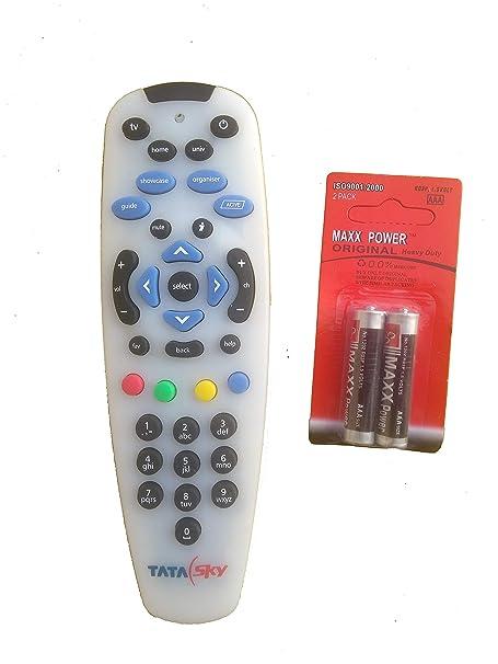 Tata Sky Universal HD Remote