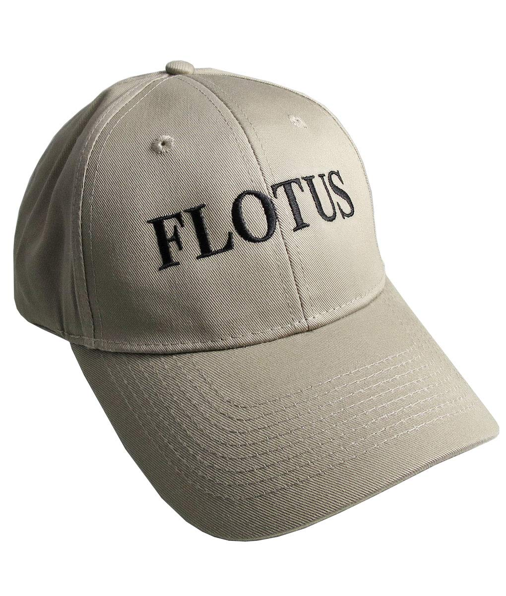 FREE SHIP. FLOTUS Melania Trump EMBROIDERED Baseball Hat Cap