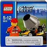 レゴ (LEGO) シティ 建設作業員 5610