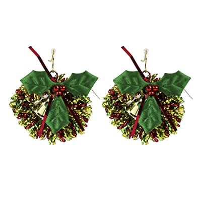 Lux Zubehor Weihnachten Kranz Mistelzweig Weihnachts Holiday