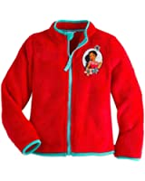 Disney Store Elena of Avalor Fleece Jacket Girls