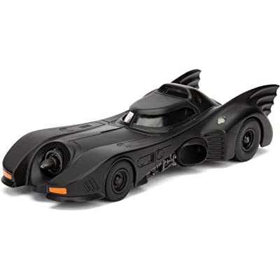 Jada 1989 Batman Batmobile 1/32 Diecast Model Car: Toys & Games