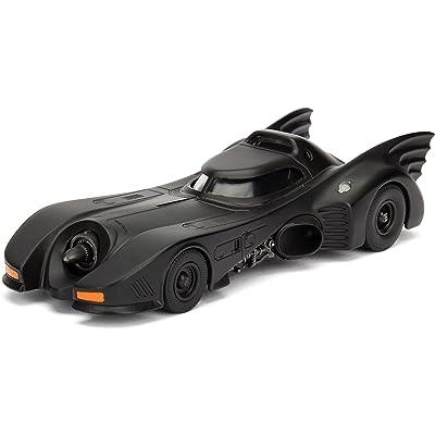 Jada 1989 Batman Batmobile 1/32 Diecast Model Car: Toys & Games [5Bkhe0503690]