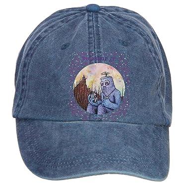 e68cb2e4e6b89 Amazon.com  Kettyny Unisex Dinosaur Jr Design Baseball Cap Hats ...