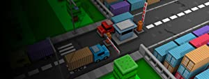 Blocky Gate from Maqna Interactive Ltda - Me