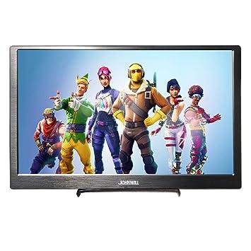 Amazon.com: JOHNWILL Monitor portátil 11,6 pulgadas IPS LCD ...