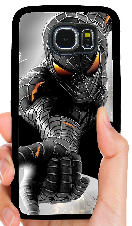 Amazon.com: Amazing Spiderman traje negro teléfono celular ...