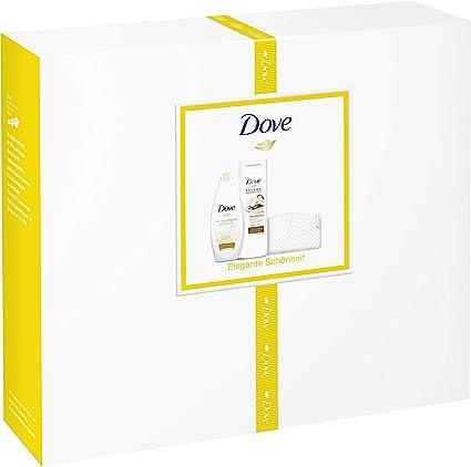 Dove 2 Pack de regalo con estuche para dama (Cuidado ...