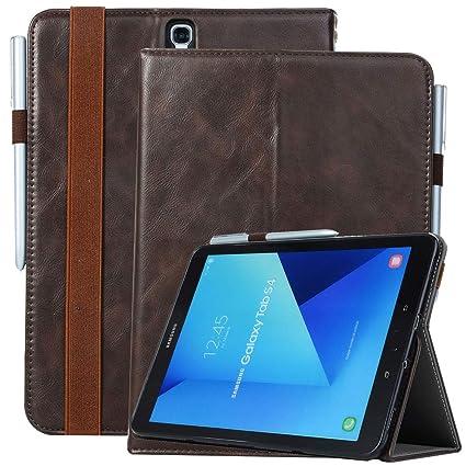 watch fc6ab 01110 Amazon.com: Galaxy Tab S4 10.5 Case with Pen Holder [Free Stylus Pen ...