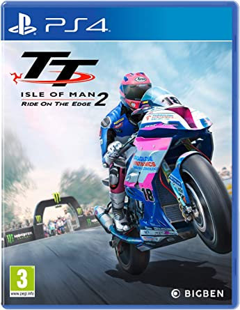TT Isle of Man - Ride on The Edge 2 - PlayStation 4 [Importación ...
