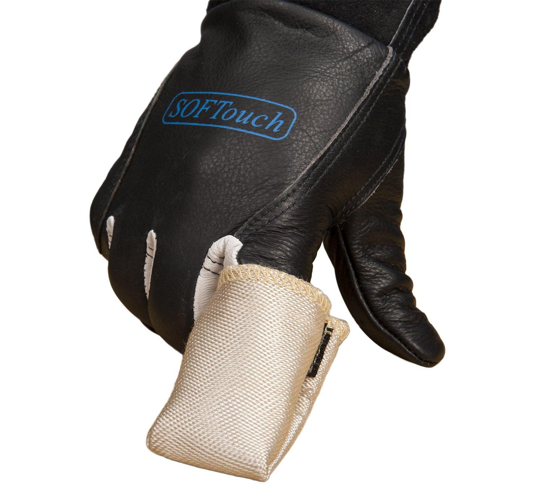 Weldas TIG Finger Welding Heat Shield