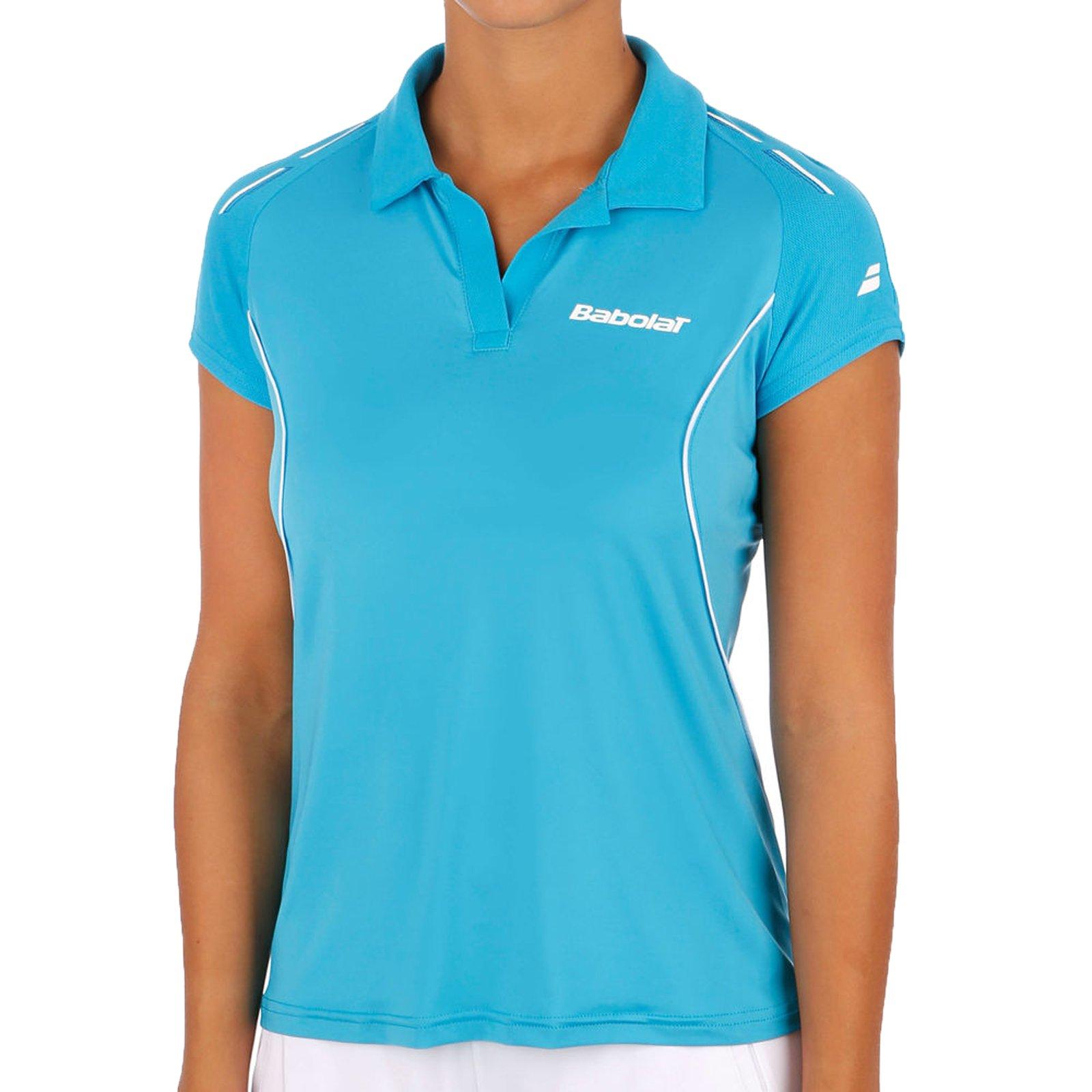 Babolat Match Core Girl's Tennis Polo