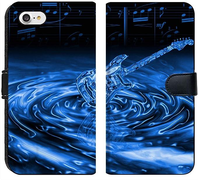 Amazon Com Apple Iphone 7 Flip Fabric Wallet Case Image Of