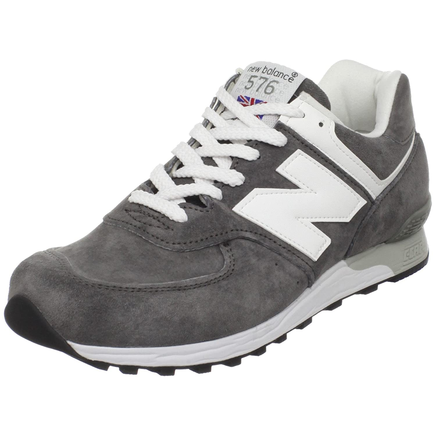 separation shoes 248c3 ad187 New Balance - Sneakers - Men - M576 Made in UK Grey Suede ...