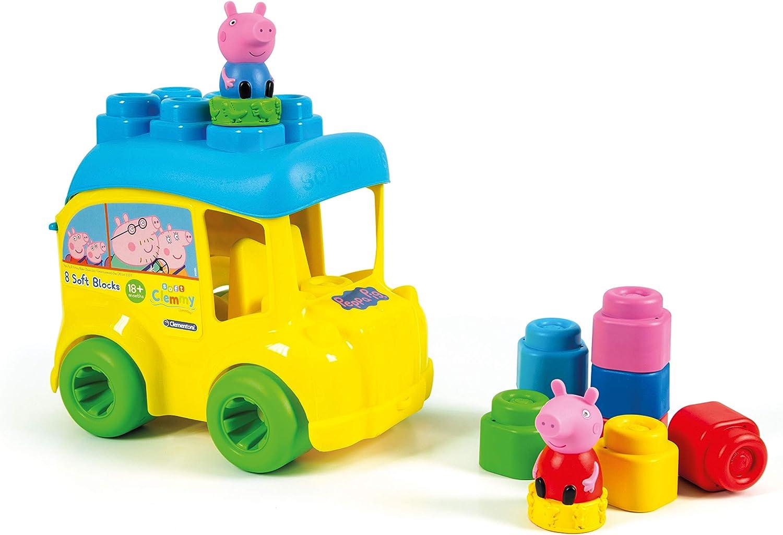 Clementoni - Autobús Peppa Pig (17248)
