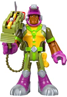 Amazon.com: Fisher-Price Rescue Heroes Forrest Fuego: Toys ...