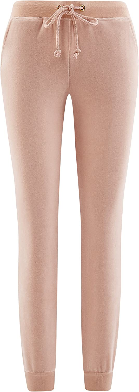 oodji Ultra Mujer Pantalones Deportivos con Cordones