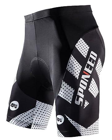 Review sponeed Men's Cycling Shorts