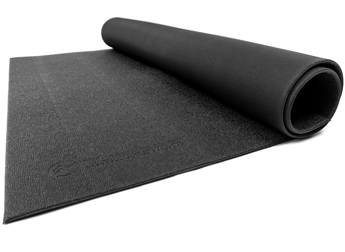 EliteSRS Jump Rope Mat Fitness - Premium, Durable Fitness Mat with Non-Slip Texture - Portable: Easy to Store and Clean - Absorbs The Impact on Joints and Extends Jump Rope Life