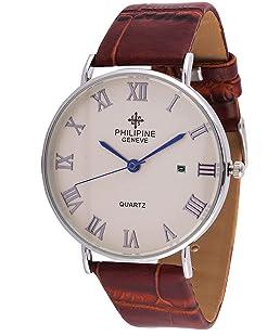 Wooum Philipine Round White Dial Analogue Wrist Watch For Men-12