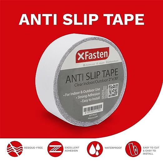 Black Durable Corporation Anti-Slip Tape 1 Width x 720 Length