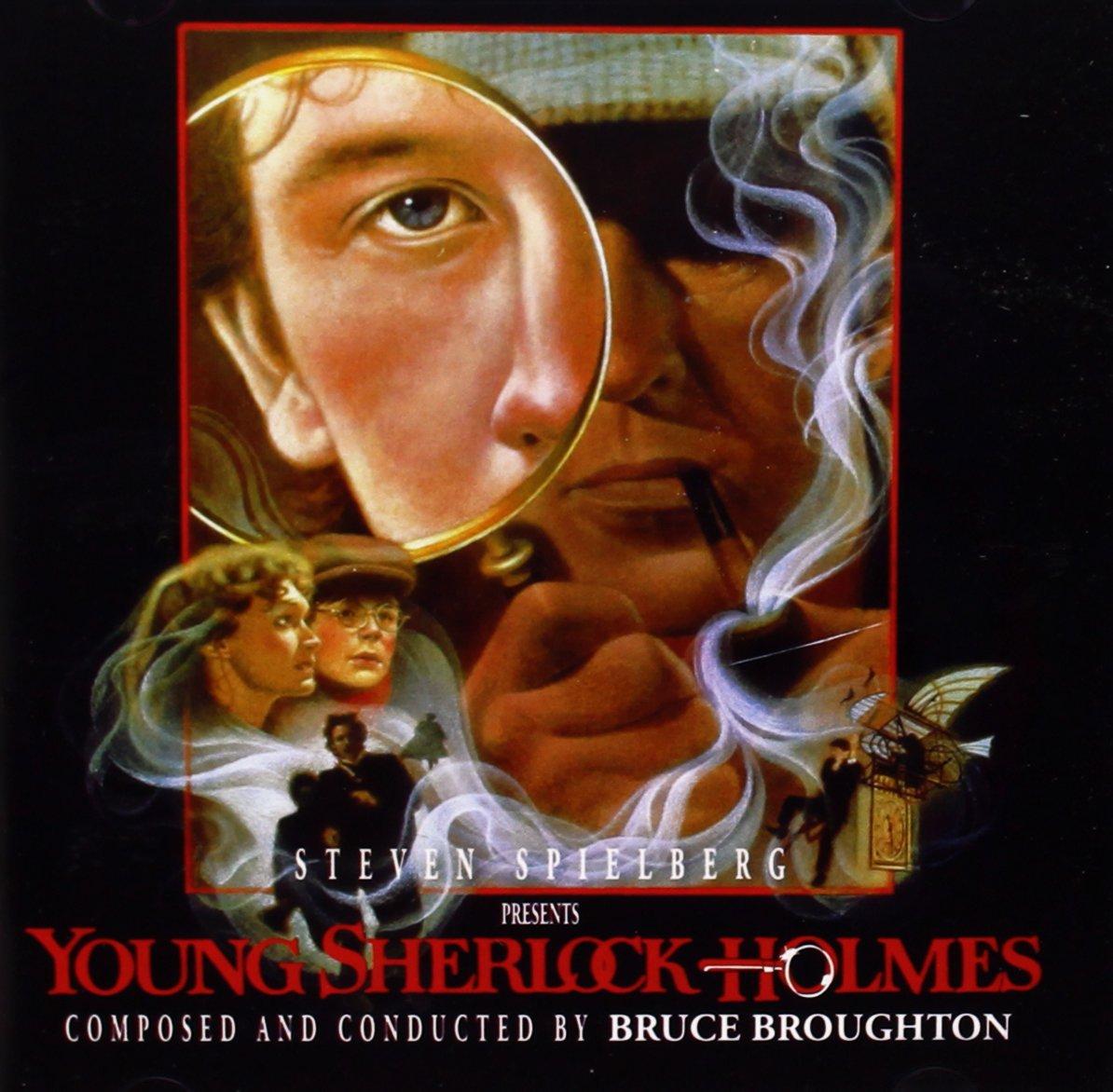 Bruce Broughton Young Sherlock Holmes Original Soundtrack