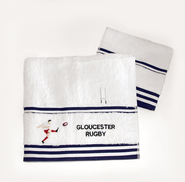Personalizado Rugby toallas, regalos para jugadores de rugby: Amazon.es: Hogar