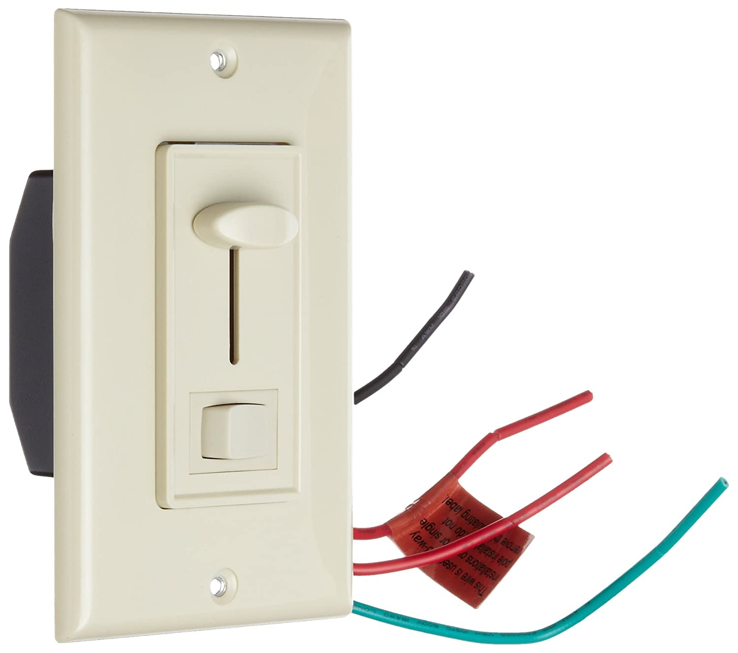 Morris Slide Dimmer with On//Off Switch Single Pole 700W 82750