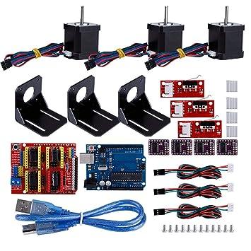 Profesional Kit de Impresora 3D CNC, Kit de Herramientas ...