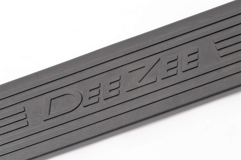 Dee Zee DZ151-25 4-Inch Oval Universal Tube Steps
