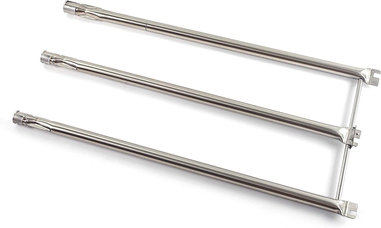 . 2002+ 22.5 Spirit Flavorizer Bars 7508 Burner Grill Valueparts Grill Kit Weber Genesis Silver B//C 7537 Spirit 700 7527 17.5 Spirit Grate for Weber Spirit E-310 E-320 2007-2012 Gold B//C