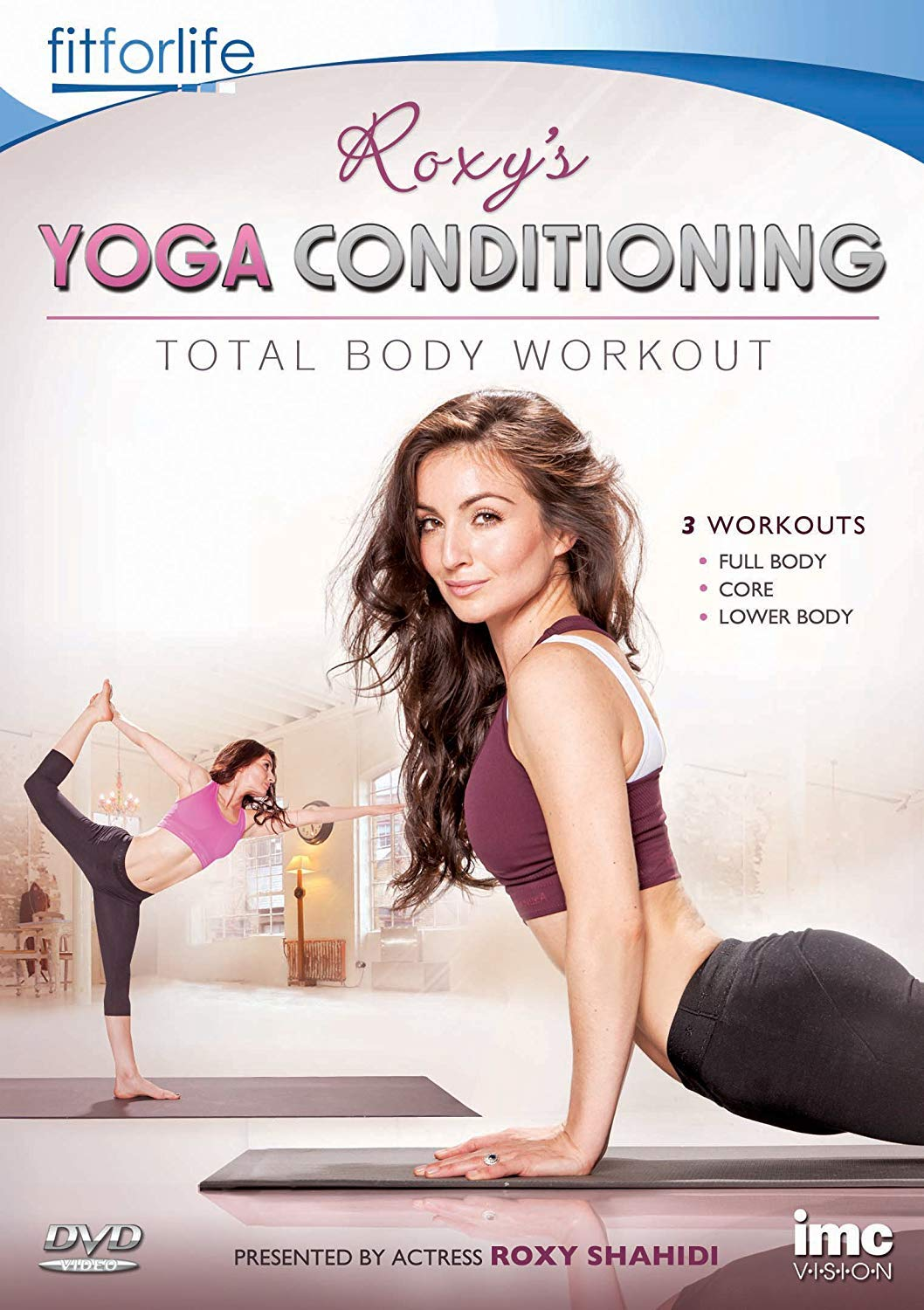 Roxys Yoga Conditioning Total Body Workout - Fit for Life ...