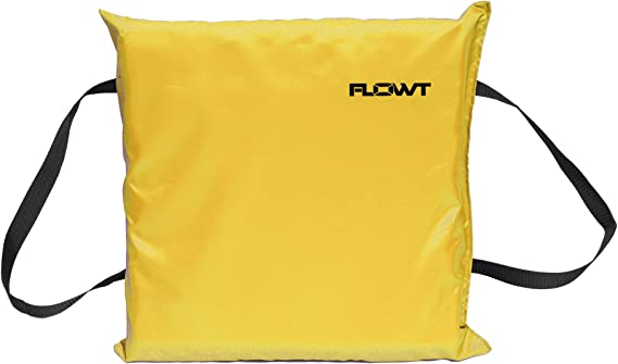 Flowt Type IV Throwable Flotation USCG Approved Foam Cushion Renewed