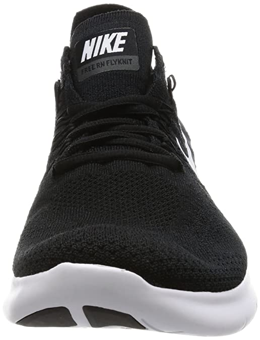 Cheap NIKE Free RN Motion Flyknit Nike RunningClear JadeBlackVoltWhite Shoe womens mens trainers for sale black friday 2018 2017