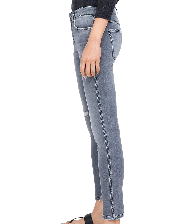 Zara Donna Jeans Jeans Jeans z1975 Skinny Strappi 5862 058 d0d849