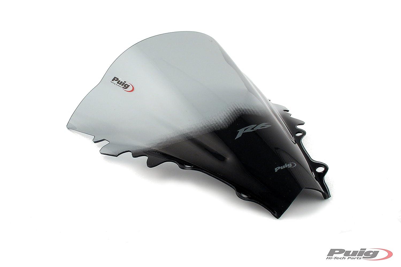 Racingscheibe Puig Yamaha R6 06-07 tief schwarz Verkleidungsscheibe 4059N