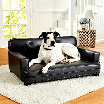 Pleasant Amazon Com Dog Beds For Large Dogs Sofa Style Library Bed Machost Co Dining Chair Design Ideas Machostcouk