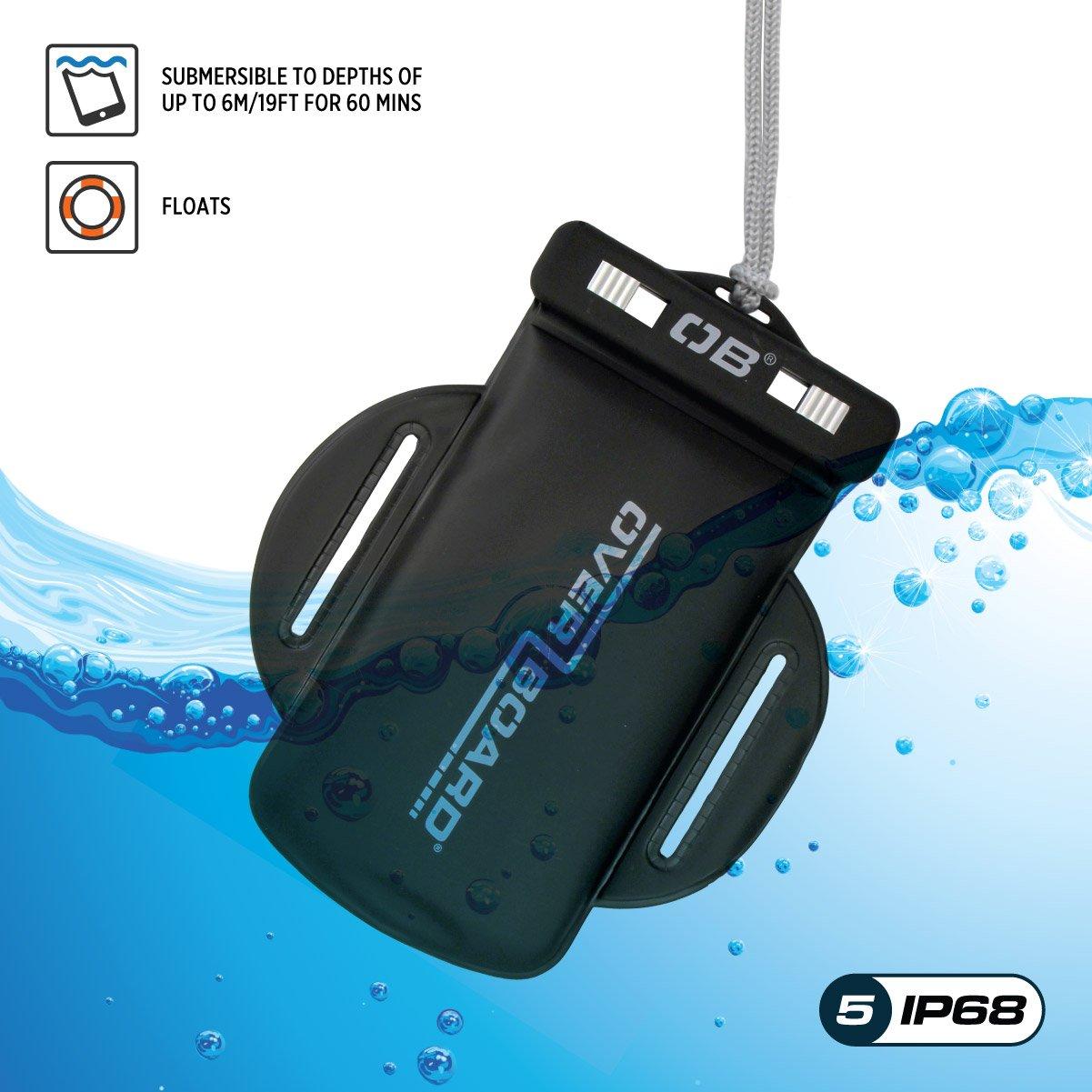 Overboard Waterproof Pro-Sport Arm Pack Black
