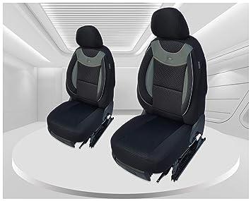 Maß Sitzbezüge Kompatibel Mit Volvo V50 Fahrer Beifahrer Ab 2004 2012 Farbnummer G101 Baby