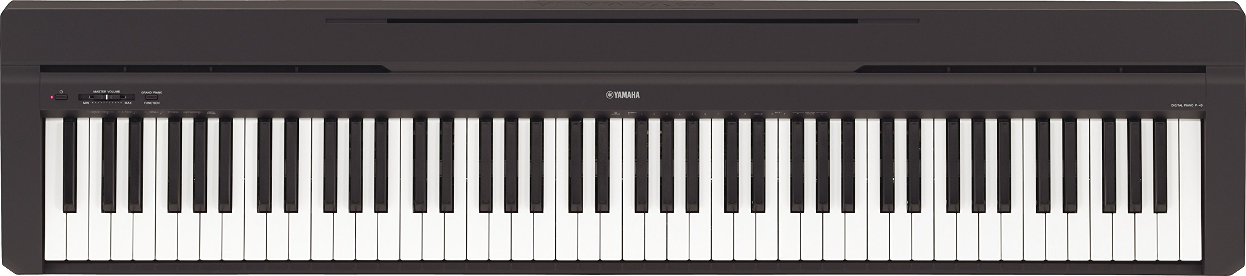 acoustic piano - Yamaha p45 review